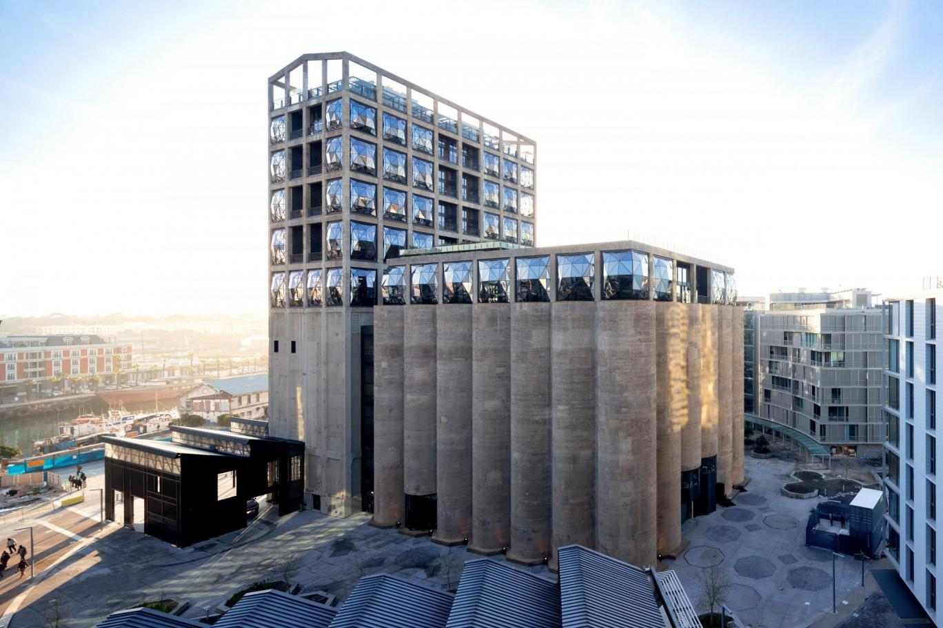 776 3 hr zeitzmocaa heatherwickstudio credit iwan baan view of zeitz mocaa in silo square